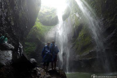 Der Madakaripura Wasserfall