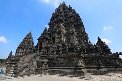 Die Tempelanlage
