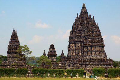 Der Prambanan Tempel