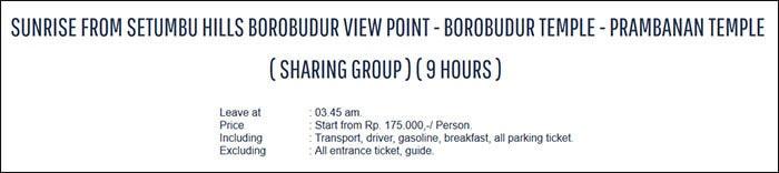 Indoparadiso, Tour, Borobodur Tempel, Buddhistische Tempelanlage, Yogyakarta, Insel Java, Indonesien, UNESCO Welterbe, Reisebericht