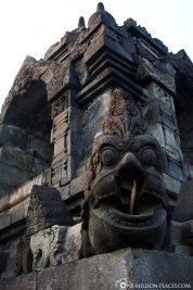 Der Borobudur Tempel