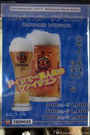 Die Bierwerbung