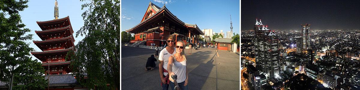 Tokio Innenstadt Headerbild