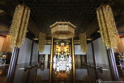 The Zojoji Temple