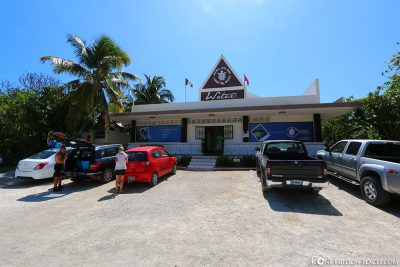 Das Tauchcenter Akumal Dive Shop
