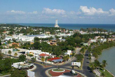 Die Stadt Chetumal