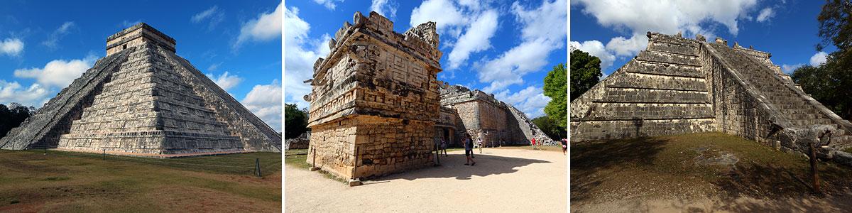 Chichen Itza Yucatan Headerbild
