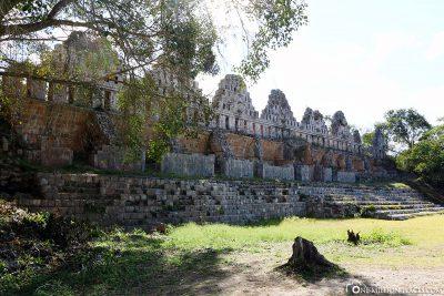 The Mayan site uxmal