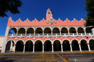 The Town Hall of Merida