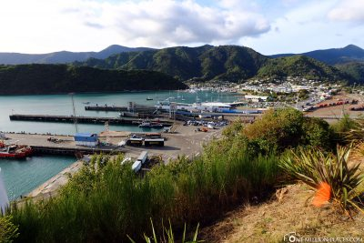 View of Picton