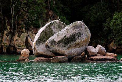 Der Split Apple Rock
