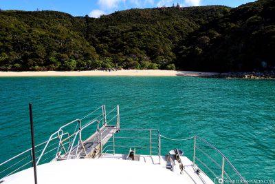 Die Bucht Tonga Quarry