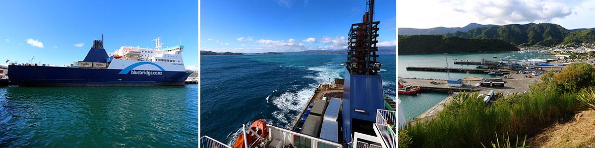 Fähre Neuseeland Headerbild