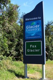 Welcome to Fox Glacier