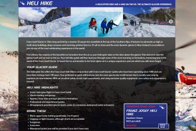 Unser geplantes Ausflugsprogramm