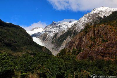 Der Franz-Josef-Gletscher