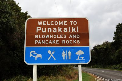 Welcome to Punakaiki