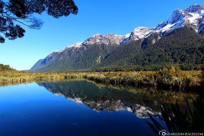 Die Mirror Lakes