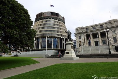 The New Zealand Parliament Building