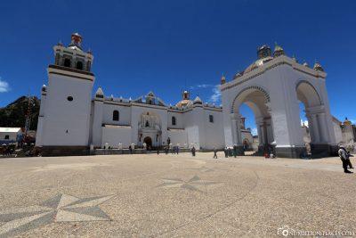 Die Basilika in Copacabana