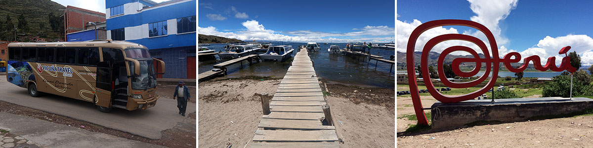 Bus La Paz Puno Headerbild