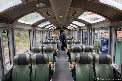 Der Vistadom Zug