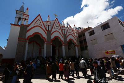Die Kirche San Juan