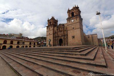 Der Plaza Mayor