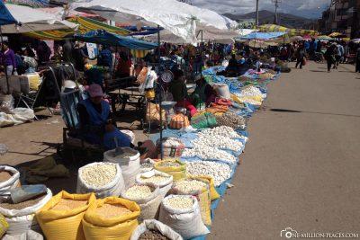 Der Wochenmarkt