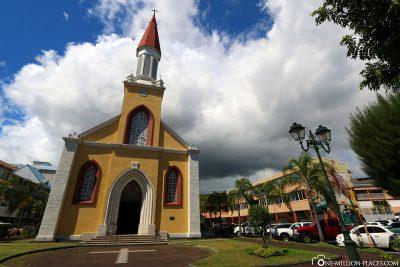 Cathédrale Notre-Dame de Papeete