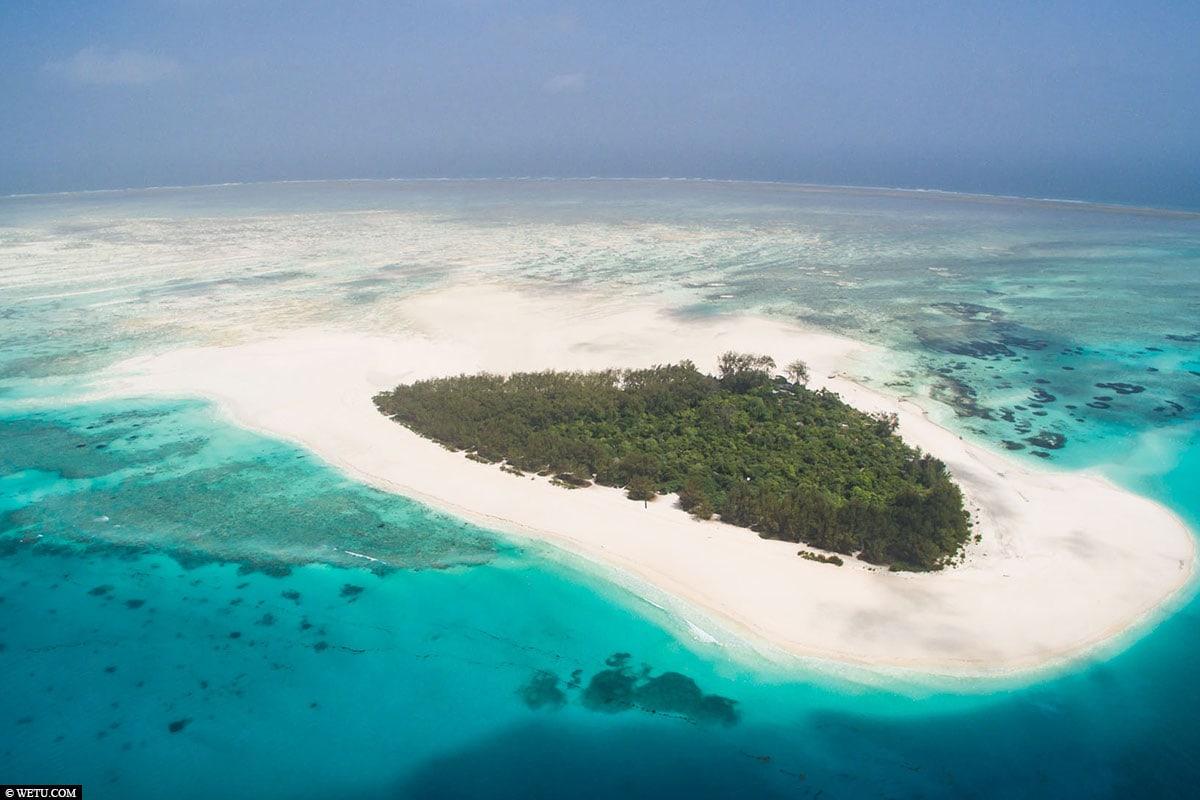 Mnemba Island, Zanzibar, Tanzania, Travelreport