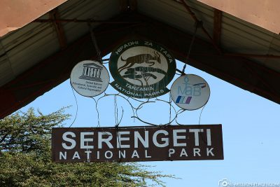 Der Serengeti Nationalpark