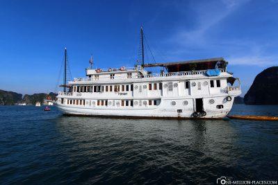 Our ship V-Spirit Classic 5