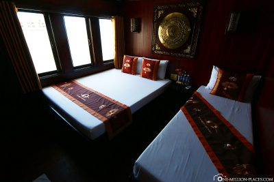 Our room of the category Deluxe