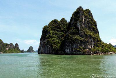 The Halong Bay