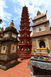 The Tran Quoc Pagoda