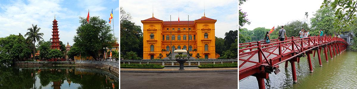 Vietnam Hanoi Headerbild