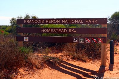 Francois Peron National Park