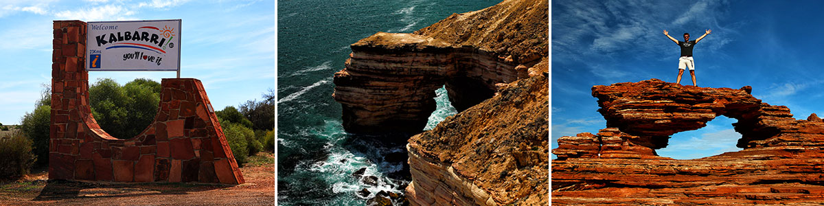 Kalbarri Nationalpark Headerbild