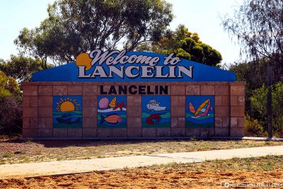 Willkommen in Lancelin