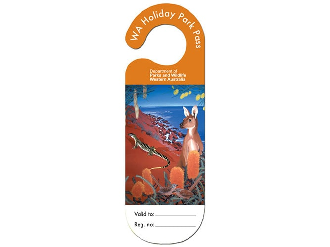 Holiday Pass, Nationalparks, Westaustralien