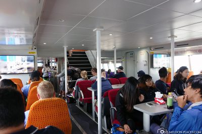 Rottnest Island Express Fähre