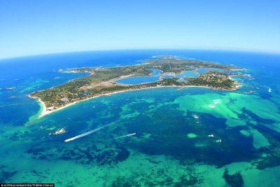 Die Insel Rottnest Island