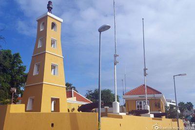 Das Fort Oranje
