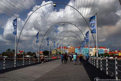 The Queen Emma Bridge