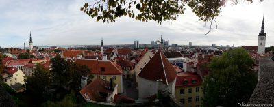 Ausblick vom Domberg