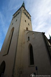 Die Olaikirche