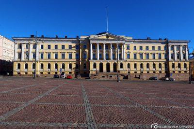 Das Senatsgebäude