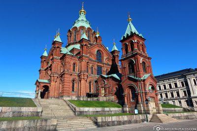 Die Uspenski Kathedrale