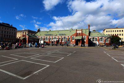 Die Hietalahti Markthalle
